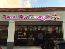 Miami Massage Therapists - Oriental Foot Massage & Spa